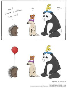 Balloon Hats…