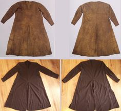 "Moselund Kirtle:  ""It has been declared as the only surviving example of the blaðakyrtill (of the Icelandic Sagas)"" Viking Tunic, Viking Garb, Viking Reenactment, Celtic Clothing, Medieval Clothing, Viking Men, Viking Life, Icelandic Sagas, History Of Textile"