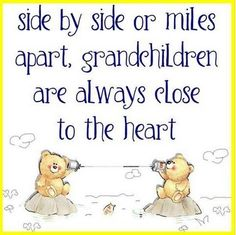 The relationship between Grandparents and Grandchildren is one of the most special in the entire life of us Oldsters ! Quotes About Grandchildren, Grandkids Quotes, Grands Parents, Thing 1, Grandma And Grandpa, Call Grandma, Love You, My Love, Close To My Heart
