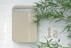 Concrete Letter Box Nr 3