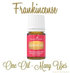 Frankincense--One Oil, Many Uses