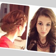 Gorgeous heatless curls over night (: