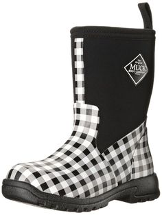 Muck Boot Women's Arctic Adventure Tall Boots Black/Shaded Spruce ...