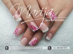 discreetly and effectively by marija7 from Nail Art Gallery
