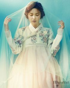 Han Eu Ddeum by Kim Ji Won for My Wedding Korea Oct 2015