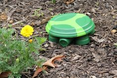 Making a Terra Cotta Turtle Garden Decorations - The Spring Mount 6 Pack