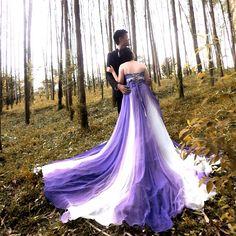 Prewedding photo, Bride: Wai Yee #wedding #photo #forest #lover #autumn