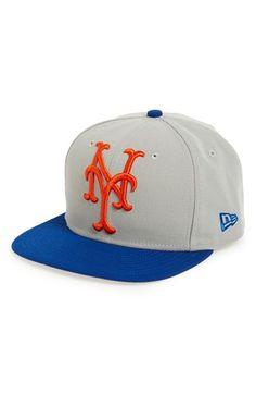 New Era Cap 'New York Mets' Snapback Cap