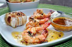 Cajunlicious | Spicy Garlic Shrimp