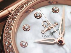 Luxury Omega Watches Collection, outstanding timepieces of excellence and perfection. #luxurywatches #men #women #fashion #style #diamond #metallic #silver #gold #richlook #trend  http://www.johnsonwatch.com/omega.php
