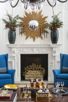 2015 Holiday House Designer Showhouse | Traditional Home