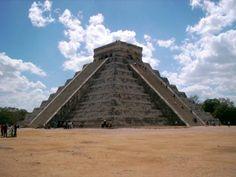 Mayan Ruins ~ Mexico