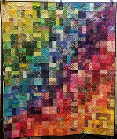 I'm so happy to announce that I have another quilt published in a major quilting magazine! My Color Quilt Block Patterns, Pattern Blocks, Quilt Blocks, Rainbow Quilt, Writing Challenge, Blog Writing, Rainbow Colors, Catcher, The Help