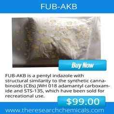 FUB-AKB – http://www.theresearchchemicals.com/fub-akb.html