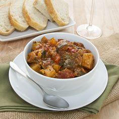 Italian Vegetable Stew {Sweet Pea's Kitchen}