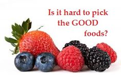 Picking the right foods to eat doesn't have to be hard. Watch the video. http://www.youtube.com/watch?v=HixOM4RuNgg=UUqO4HOY4FuQeX1nuqr7rSKQ=6=plcp