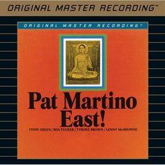 PAT MARTINO - East! (HYBRID SACD)