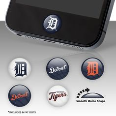 Detroit Tigers Fat Dots