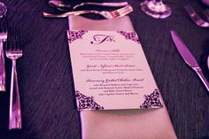 A Purple Wedding with a Touch of Sparkle in Durham, NC - Munaluchi Bridal Magazine