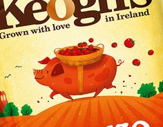 """Check out new work on my @Behance portfolio: """"Keoghs Crisps"""" http://be.net/gallery/49180473/Keoghs-Crisps"""