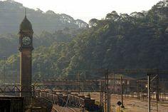 Paranapiacaba Train Station – Santo André, Brazil | Atlas Obscura