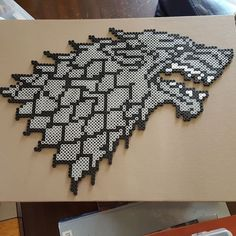 Game of Thrones perler beads by perlervision_