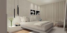 Projeto Desígnio Arquitetos. QCA, quarto de casal. Brasília, Brasil. #desígnioarquitetos #arquitetura #design #decoração