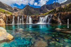 """Fairy Pools"", Scotland"