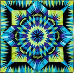 Northwest Prairie Star Quilt