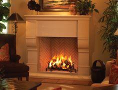 Fireplace Marketplace - FMI Plantation Mosaic Masonry Woodburning Fireplace, $5,057.10 (http://shop.fireplacemarketplace.com/fmi-plantation-mosaic-masonry-woodburning-fireplace/)