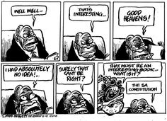 Has Zuma the constitution for what's expected of him? Mark Wiggett thinks not. Herald Port Elizabeth.