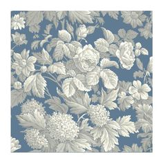 York Wallcoverings French Dressing KC1845 Antique Floral Wallpaper, Wedgwood Blue/Gray/White by York Wallcoverings, http://www.amazon.com/gp/product/B005HRBPEQ/ref=cm_sw_r_pi_alp_TcTTqb044PJ3Z