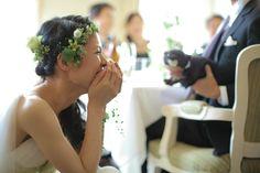 新郎新婦様からのメール 大阪へ2 : 一会 ウエディングの花