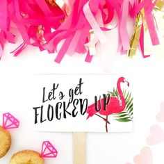 Let's Flamingle Deluxe Props Collection available from Something Special Photo Booth. Shop deluxe photo booth props - www.somethingspecialphotobooth.com.au Let's Flamingle Flamingo inspired theme perfect for your hens party, engagement and wedding. See @somethingspecialphotobooth on Instagram for more sneak peeks!