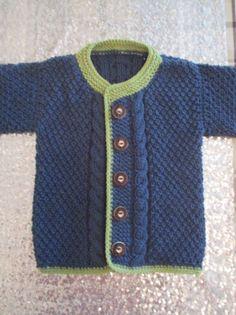 Knitting For Kids, Baby Knitting, Crochet Baby, Knit Crochet, Knit Baby Sweaters, Knit Basket, Color Combinations, Lana, Knitting Patterns