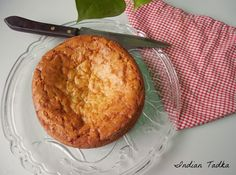 Indian Tadka: EGG LESS COOKER CAKE - Recipe with step wise pictu...
