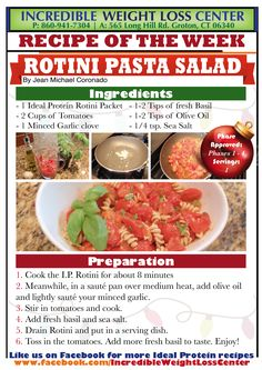 Rotini Pasta Salad   This goes for everyone looking to make a Phase 1 Approved dinner with Pork that you and your family can enjoy.