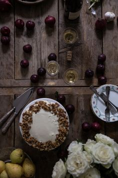 From My Dining Table by Skye McAlpine | Il Dolce Far Niente </br><h5> (and A Cozy Valentines Dinner)</h5> | http://www.frommydiningtable.com