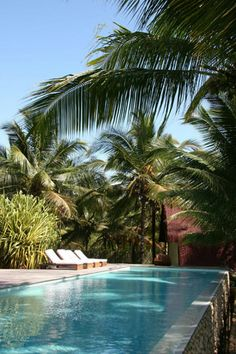 Brazilian Beach House Beautiful Pools Places Garden Pool Houses Porches