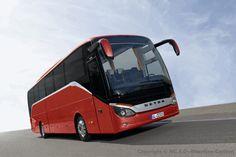 Mercedes Benz - SetraS515HD Bus