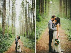 Linea R: Una boda bajo la lluvia