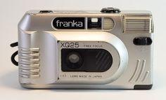 As Minhas Câmaras: Franka XQ25