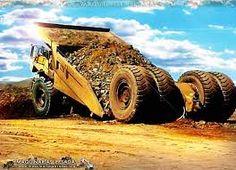Resultado de imagen para maquinas pesadas gigantes