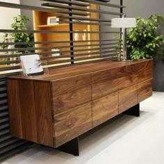 Minimalist Sideboard | www.bocadolobo.com #bocadolobo #luxuryfurniture #exclusivedesign #interiodesign #designideas #modernsideboard #sideboardideas #sideboard