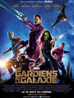 Les Gardiens de la Galaxie, Affiche