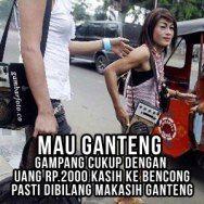 Foto Kata Kata Lucu Gokil