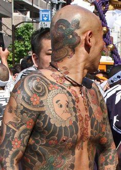 Japanese Leg Tattoo, Japanese Legs, Japanese Mask, Yakuza Style Tattoo, Irezumi Tattoos, Mens Body Tattoos, Body Art Tattoos, Traditional Japanese Tattoo Designs, Japanese Festival