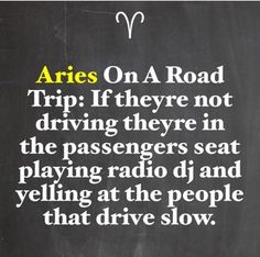LOL!!!! I DO yell at the slow drivers!