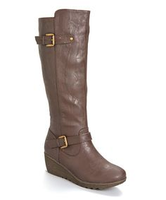 Look at this #zulilyfind! Brown Connelly Boot #zulilyfinds