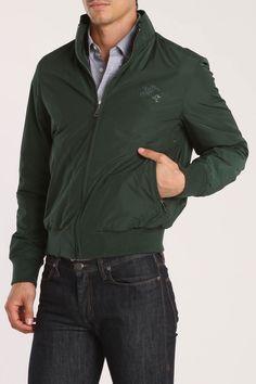 Burberry Men s Bradford Jacket In Racing Green - Burberry Men, Men Looks,  Well Dressed 18b86121c14